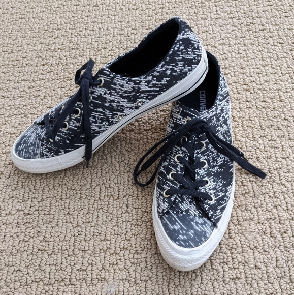 Women's Converse All Star Gemma Ox Winter Knit